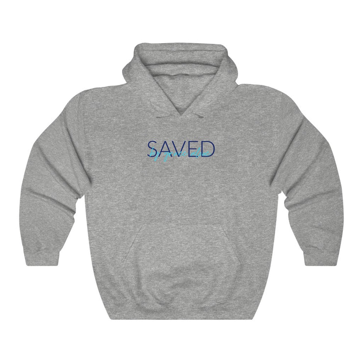 SAVED. The Hoodie.
