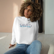 SAVED. The Crop Hoodie (for Her).