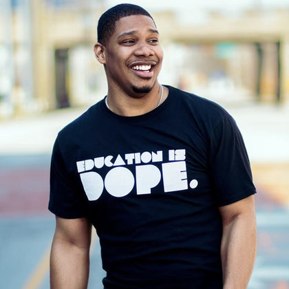 Education is Dope Retro Shirt