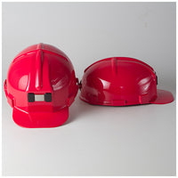 Low Pro ANSI Z89.1 Certified Hard Hat (Red)