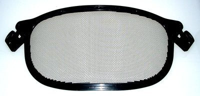 3M™ Metal Mesh Faceshield V1A-10P, Black