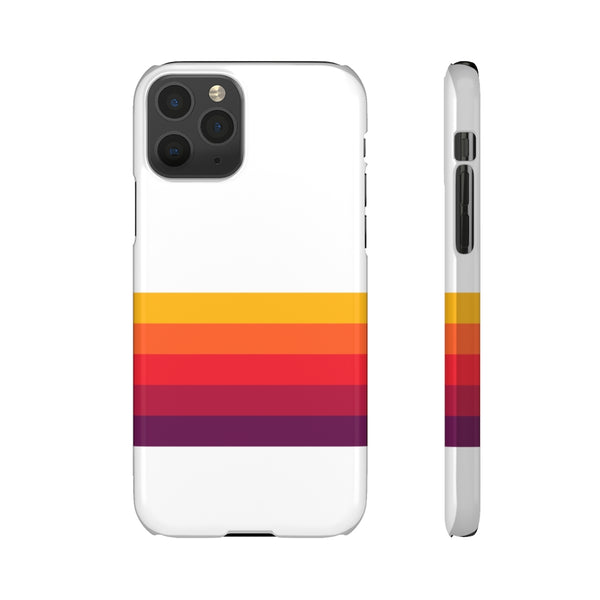 L-750 iPhone Snap Phone Case