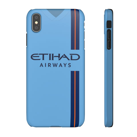 New York City FC 2020 Home Kit iPhone Snap Phone Case
