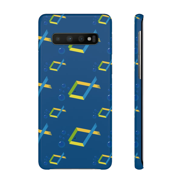 Tropical Fish Samsung Galaxy Snap Phone Case