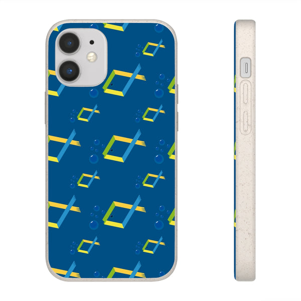 Tropical Fish iPhone Biodegradable Phone Case