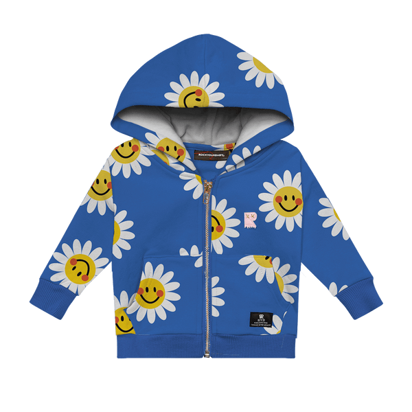 LITTLE DAISY BABY HOODIE