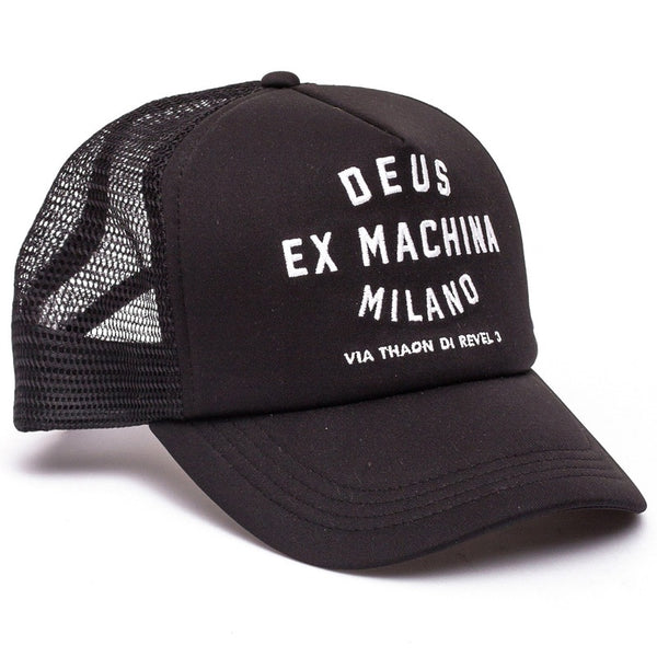 MILANO ADDRESS TRUCKER