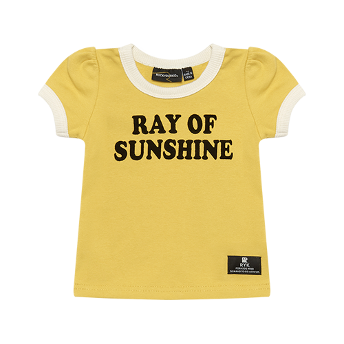 RAY OF SUNSHINE BABY T-SHIRT
