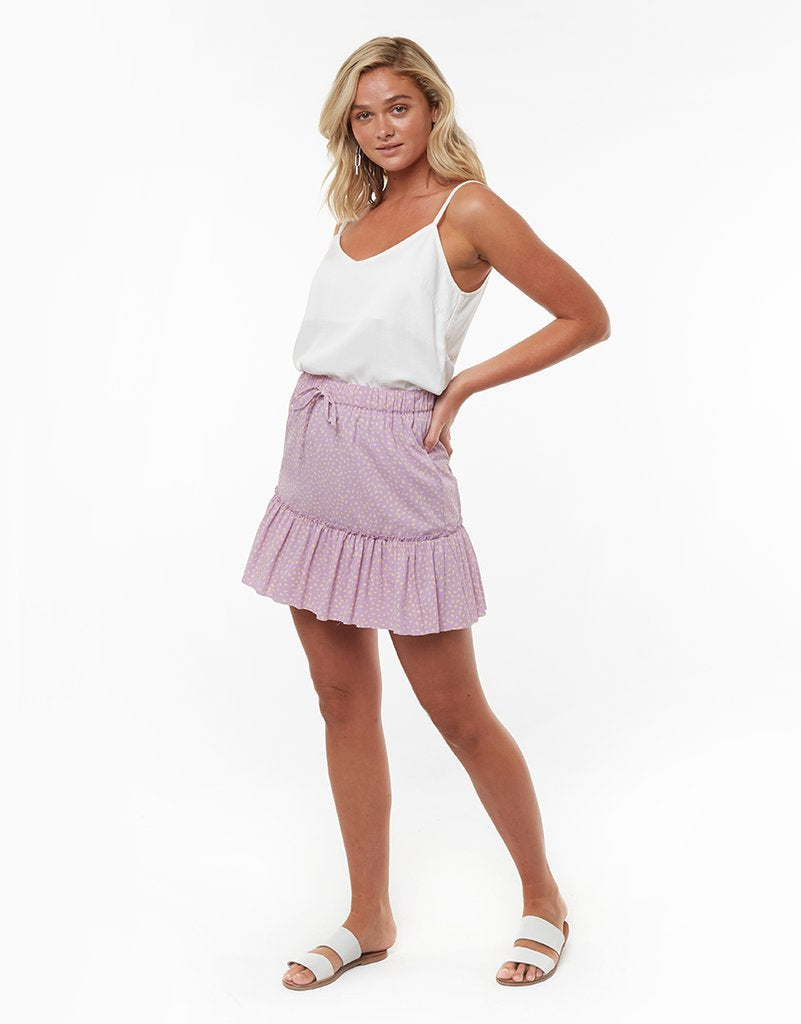 SPRINKLE MINI TIERED SKIRT
