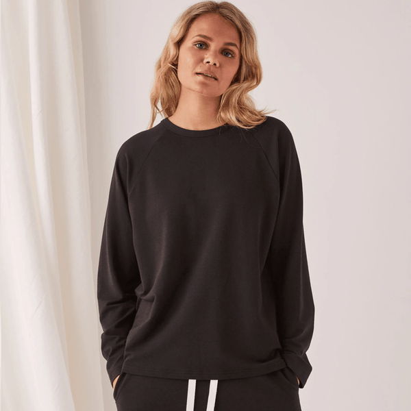 KIN FLEECE TOP