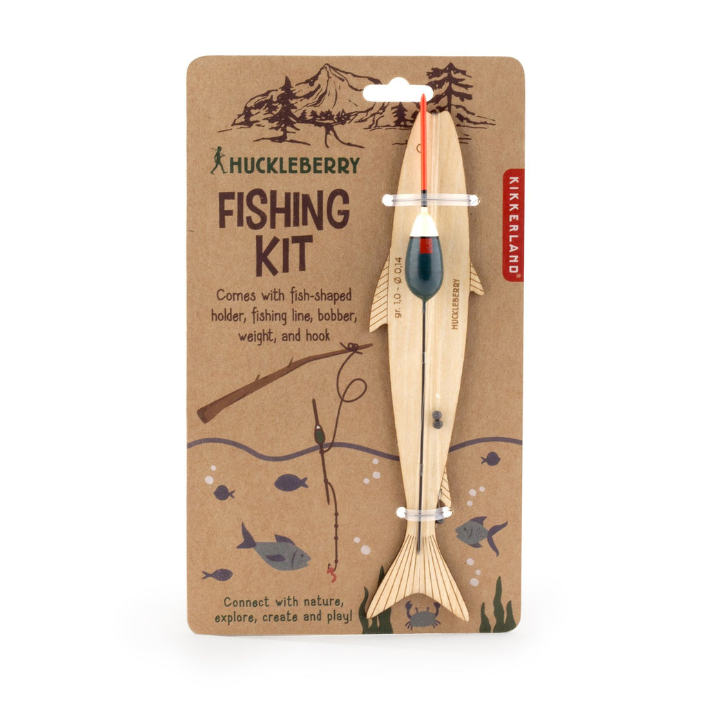 GREAT OUTDOORS - FISHING KIT