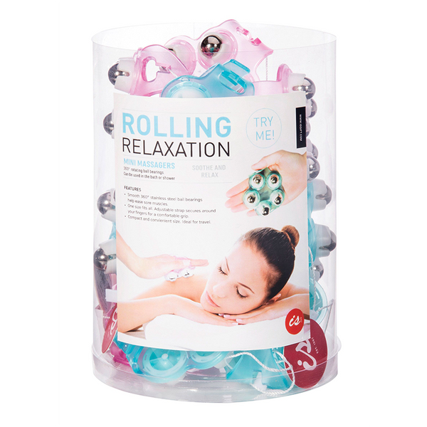 ROLLING RELAXATION MINI MASSAGER