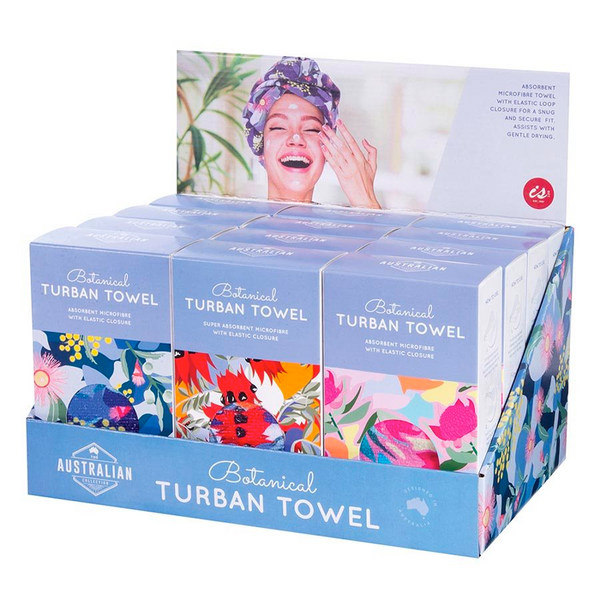 TURBAN TOWEL