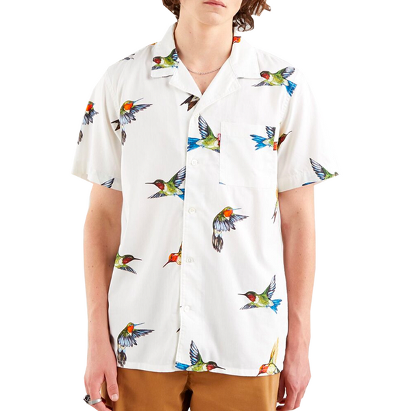 CUBANO SHIRT HUMMINGBIRD