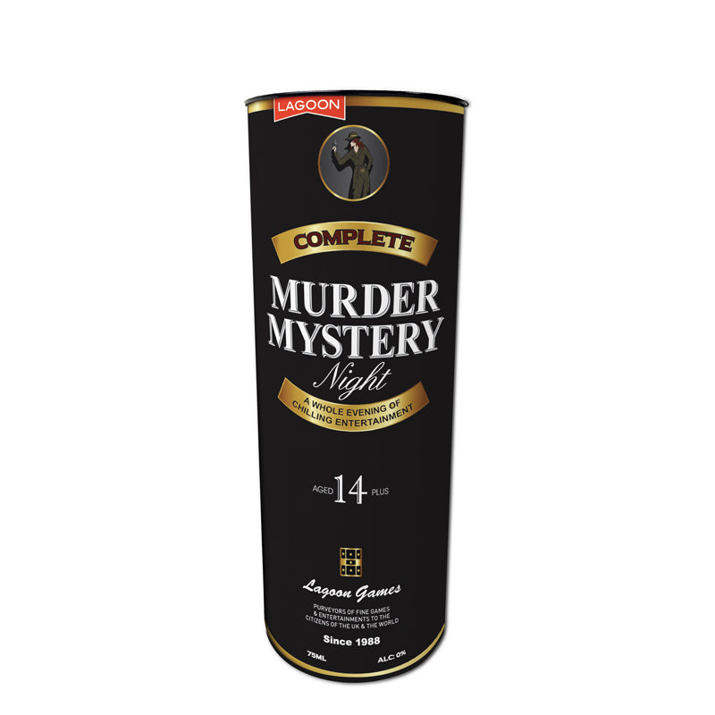 MURDER MYSTERY GAME
