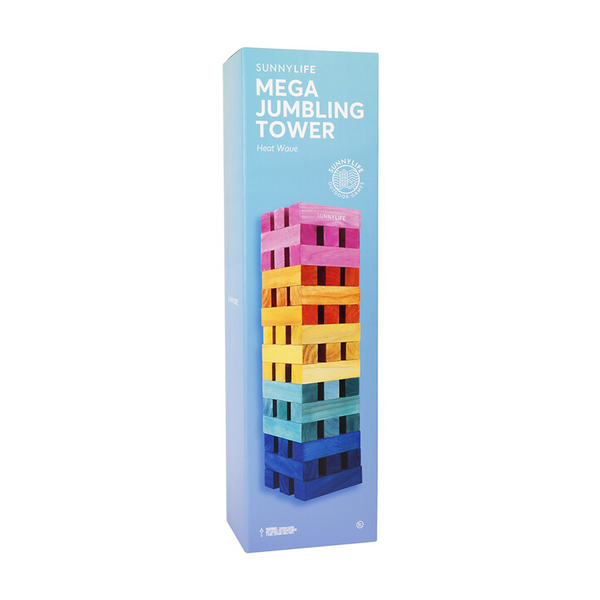 MEGA JUMBLING TOWER