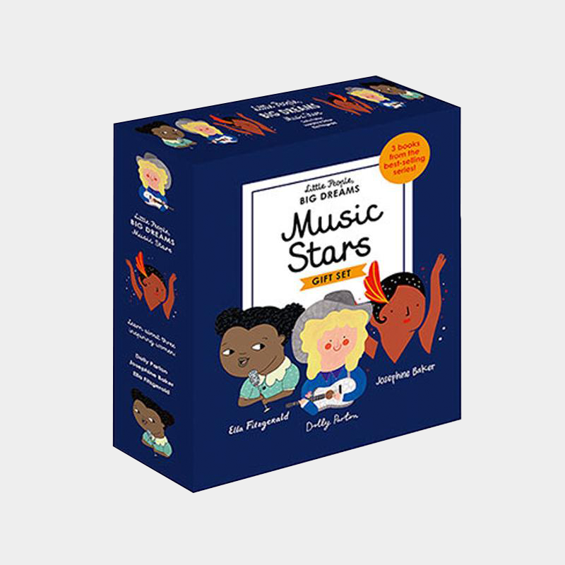 LITTLE PEOPLE, BIG DREAMS BOX SET: