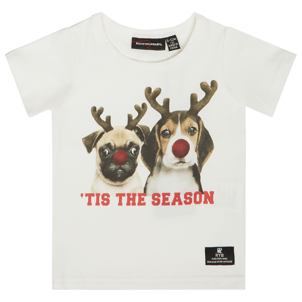 'TIS THE SEASON BABY T-SHIRT
