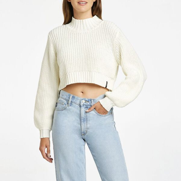 PRIME KNIT SWEATER