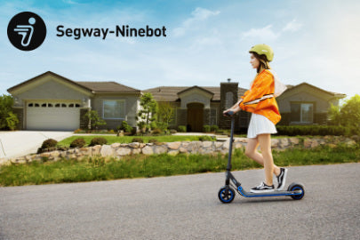 Segway-Ninebot Zing E10 In-Stock