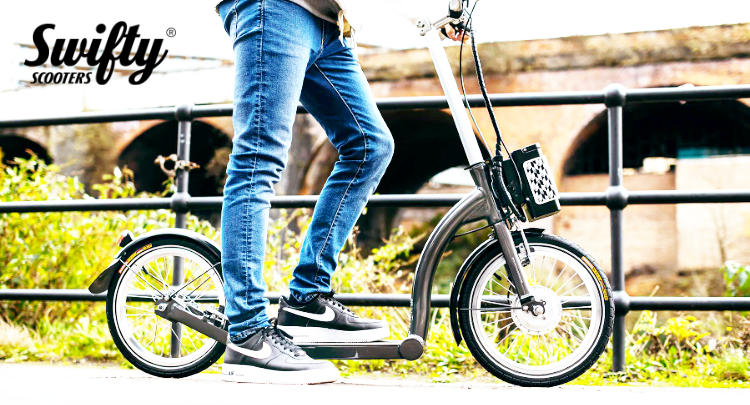 SwiftyOne Electric Scooter