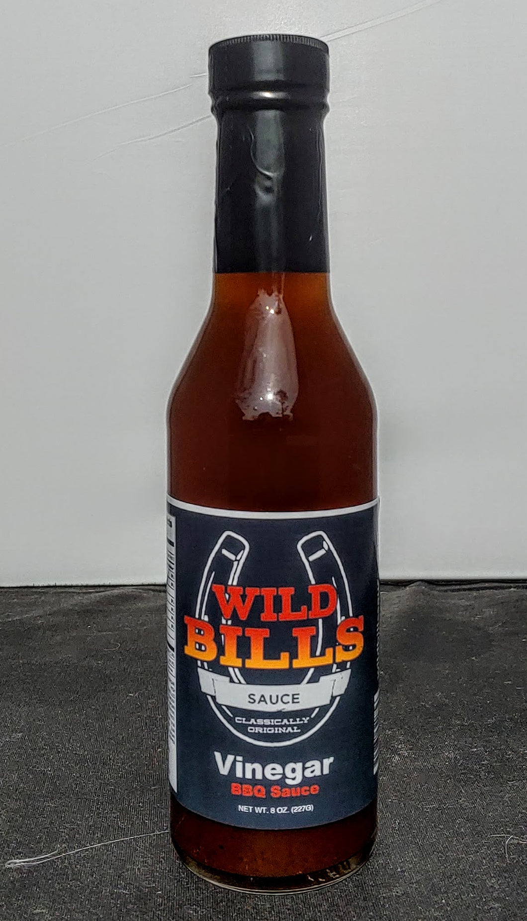 Wild Bill's Vinegar BBQ Sauce 8oz.