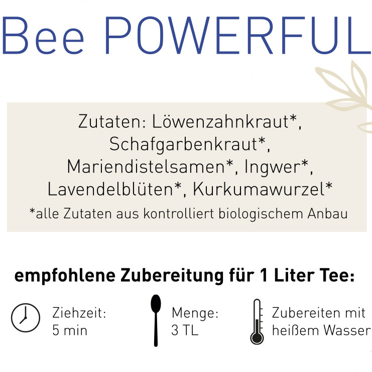 BEE POWERFUL