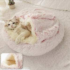 Crystal plush, plush pet cat litter