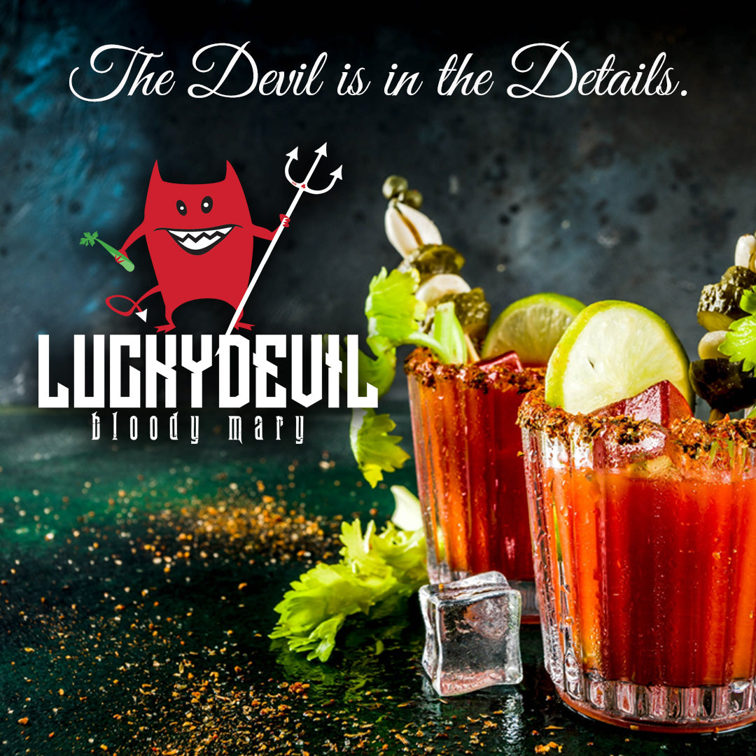Lucky Devil Bloody Mary