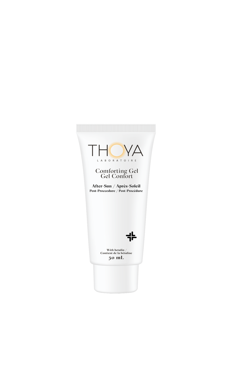 Thoya All Comforting Gel - After sun – Post procedure -Best all natural skincare - Hypoallergernic - Dermatologist tested - Fragrance free