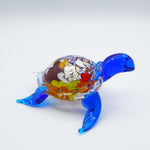 Solid Glass Water Turtle