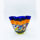 Assorted Canne and Murrine Bowl