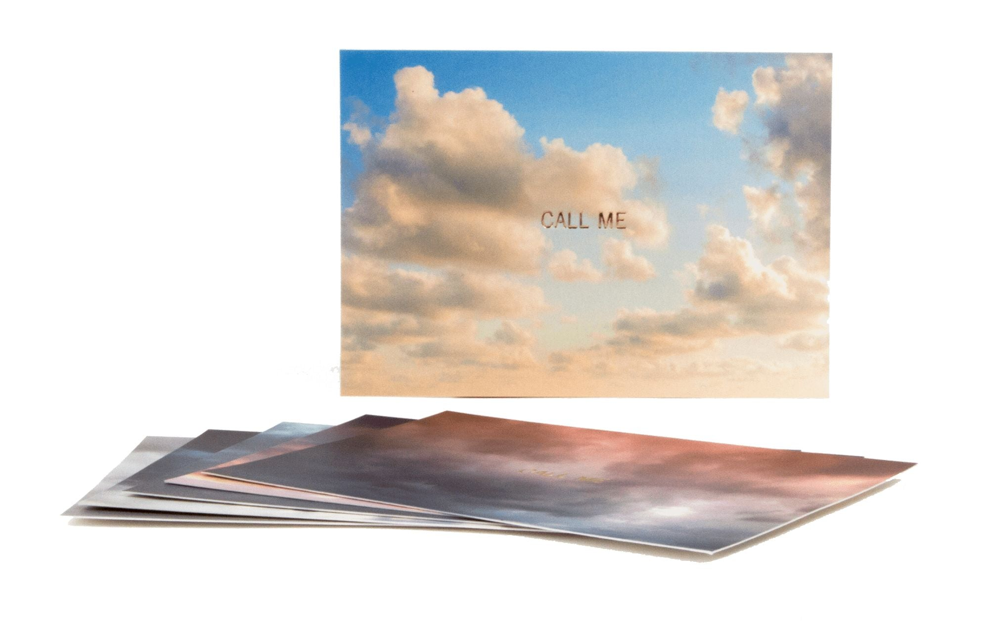 Call Me Postcard by Various Projects