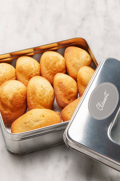 Madeleines Coffret - Pack of 10 pcs