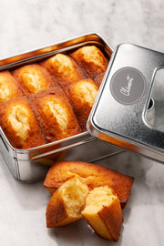 Financiers Coffret - Pack of 8 pcs