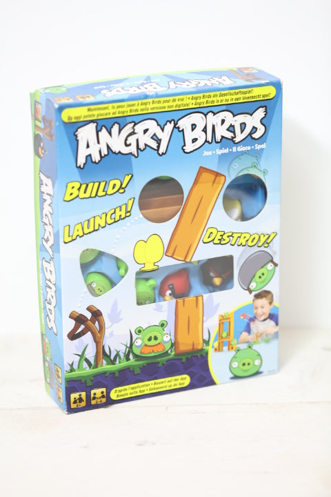 Second hand game Angry Birds