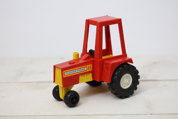 Fisher_Price_Tractor_1980_331 vintage
