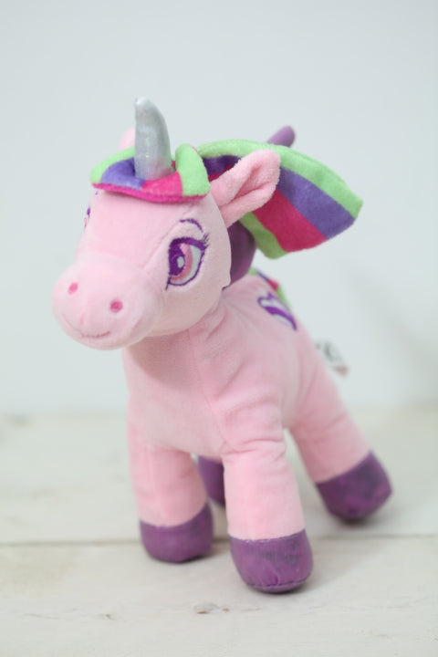 Tweedehands knuffeldieren unicorn