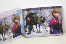 Afbeelding in Gallery-weergave laden, Tweedehands kinderpuzzel frozen disney king