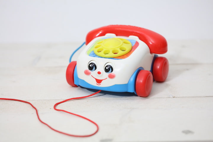 Tweedehands peuterspeelgoed fisher price telefoon
