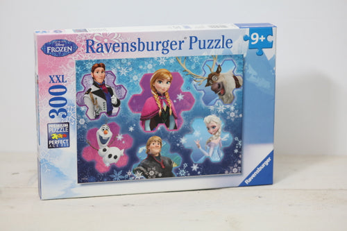Tweedehands puzzel Ravensburger Disney Frozen 300