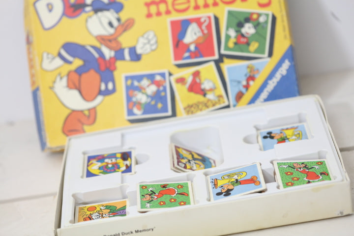 Tweedehands_Disney_Memory_Ravensburger
