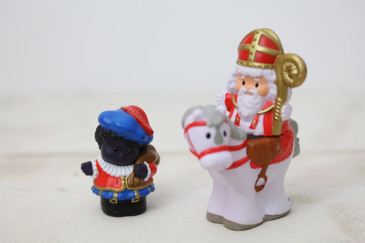 Tweedehands_Fisher_Price_Little_People_Sinterklaas