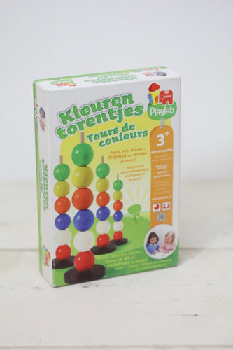Tweedehands kinderspellen Jumbo torenentjes