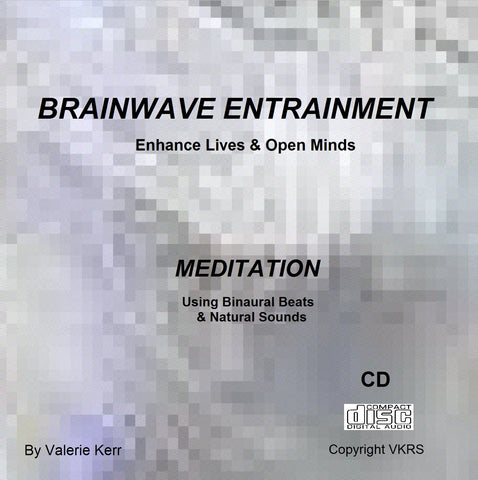 Brainwave Entertainment to Enhance Lives and Open Minds: CD