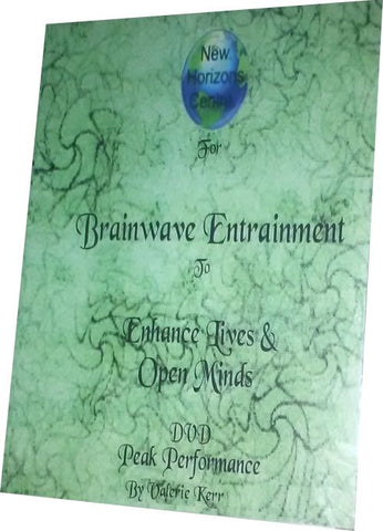 Brainwave Entertainment to Enhance Lives and Open Minds