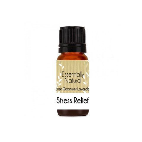 Stress Relief Pure Essential Oil Blend