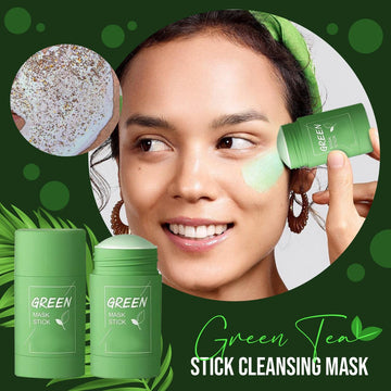 Green Tea Stick Cleaning Mask