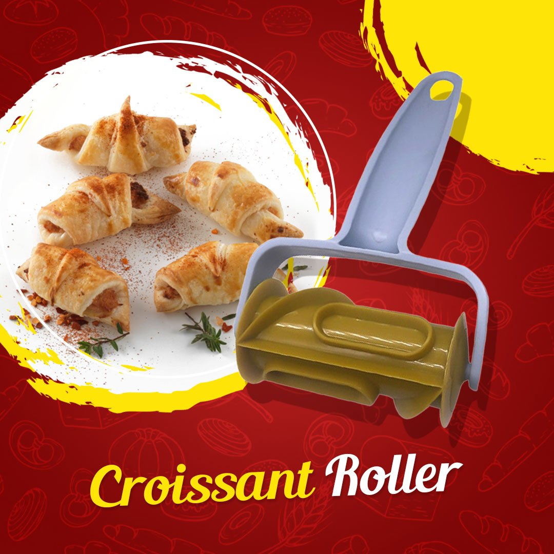 Interchangeable Pastry Roller
