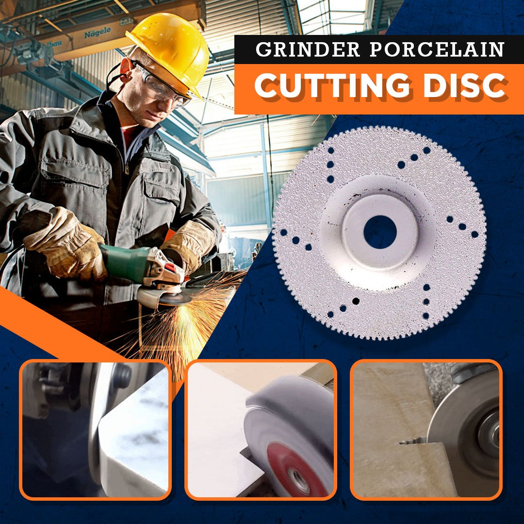 Grinder Porcelain Cutting Disc